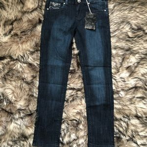 Old Skool skinny Jeans